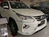 Toyota Fortuner 2.4G MT 2017, giao ngay, chỉ cần 981tr