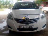 Bán Toyota Vios E đời 2010, màu trắng