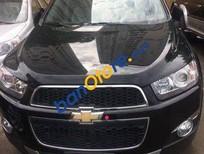 Bán Chevrolet Captiva AT đời 2013, màu đen chính chủ