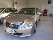 Chính chủ bán xe Toyota Camry đời 2013, màu vàng