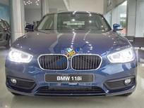 Bán BMW 1 Series 118i đời 2017, màu xanh lam, xe nhập