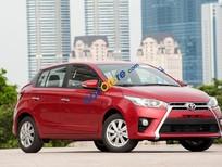 Toyota Yaris E 2017, màu đỏ, nhập khẩu chính hãng, giá tốt nhất hiện nay