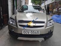 Cần bán xe Chevrolet Captiva LT năm sản xuất 2008, màu vàng, nhập khẩu nguyên chiếc