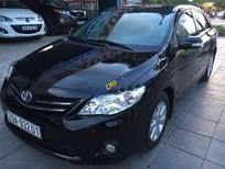 Cần bán lại xe Toyota Corolla altis 1.8AT đời 2013, màu đen, giá tốt