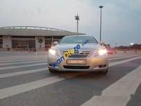 Bán xe Toyota Camry AT đời 2007, màu bạc chính chủ