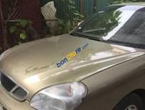 Cần bán xe Daewoo Nubira đời 2002, màu vàng, nhập khẩu chính hãng, giá 115tr
