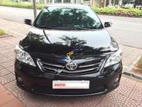 Bán Toyota Corolla Altis 1.8G màu đen, sản xuất 2013, tư nhân chính chủ