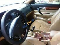 Bán xe cũ Daewoo Magnus 2.0 đời 2004, màu đen còn mới