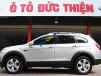 Cần bán xe Chevrolet Captiva LTZ sx 2012, màu bạc, số tự động