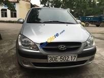 Bán ô tô Hyundai Getz đời 2010, nhập khẩu nguyên chiếc