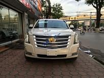 Cần bán Cadillac Escalade Platinum 2017, màu trắng, nhập Mỹ - LH Mr. Lộc 093.798.2266