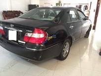 Toyota Camry 2.4G đời 2004, màu đen, 430tr, mua bán chính chủ đứng tên, miễn tiếp cò mối, Garage