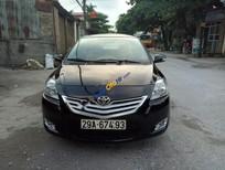 Cần bán gấp Toyota Vios 1.5E 2010, màu đen