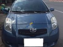 Bán xe Toyota Yaris đời 2008, màu xanh lam, nhập khẩu số tự động, 368tr