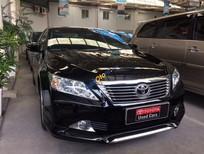 Bán xe Camry 2.5Q sản xuất 2012, màu đen