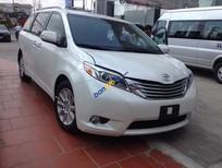 Cần bán xe Toyota Sienna Limited đời 2017, màu trắng, xe nhập