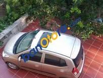 Bán Hyundai i10 đời 2010, màu vàng số tự động, 310tr