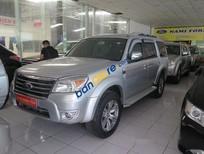 Cần bán xe Ford Everest MT đời 2011, màu bạc số sàn