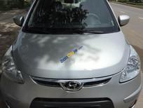 Bán Hyundai i10 sản xuất 2009, màu bạc, nhập khẩu chính hãng xe gia đình
