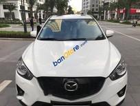 Bán Mazda CX 5 AT sản xuất năm 2013, màu trắng, nhập khẩu