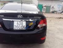 Cần bán gấp Hyundai Accent 1.4 đời 2012, màu đen, nhập khẩu số tự động, giá chỉ 435 triệu