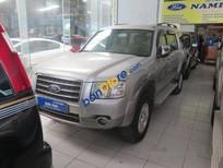 Cần bán lại xe Ford Everest MT sản xuất năm 2009, màu bạc, giá tốt