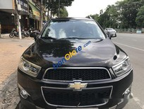 Bán Chevrolet Captiva năm 2013, màu đen số tự động
