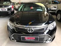 Bán ô tô Toyota Camry 2.0E đời 2015, màu đen
