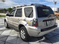 Cần bán xe Ford Escape XLS 2.3AT đời 2007, màu bạc số tự động giá cạnh tranh