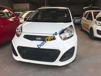 Cần bán xe Kia Morning Van đời 2014, màu trắng còn mới