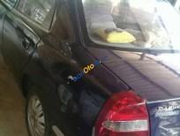 Bán xe Daewoo Nubira đời 2002, màu xanh lam