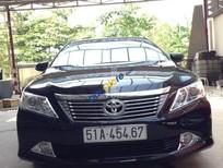 Bán xe ô tô Toyota Camry 2.5Q sản xuất 2013, màu đen