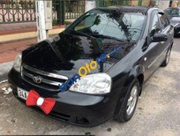 Xe Daewoo Lacetti sản xuất năm 2010, màu đen đã đi 85000 km