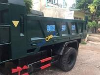 Bán xe tải Chiến Thắng 2T đời 2015, màu xanh lam, mọi thứ gần như nguyên bản