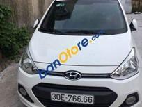 Cần bán lại xe Hyundai i10 MT năm 2015, màu trắng chính chủ giá cạnh tranh