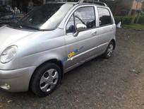 Bán Daewoo Matiz SE đời 2005, màu bạc xe gia đình