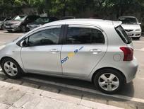 Cần bán xe Toyota Yaris E đời 2008, màu bạc, nhập khẩu