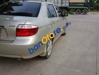 Bán Toyota Vios G đời 2004, màu bạc