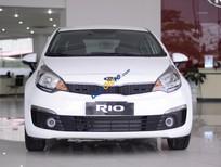 Kia Rio chính hãng, nhập khẩu, giá ưu đãi kịch sàn, hỗ trợ trả góp 85%, call: 0974.478.948