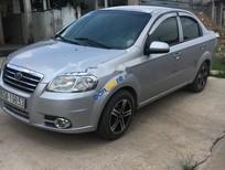 Xe Daewoo Gentra SX năm 2009, màu bạc, giá 219tr