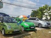 Bán xe Daewoo Matiz đời 2004, màu xanh lục như mới, giá tốt