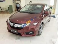 Cần bán Honda City 1.5 CVT sản xuất 2017, màu nâu
