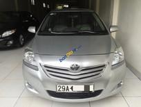 Cần bán xe Toyota Vios G đời 2011, màu bạc, giá tốt