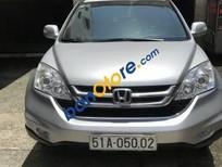 Chính chủ bán Honda CR V 2.4 đời 2010, màu bạc