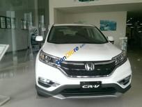 Bán Honda CR V 2.0AT năm 2016, màu trắng