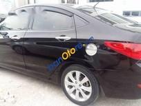 Bán ô tô Hyundai Accent 1.4 đời 2012, màu đen, nhập khẩu