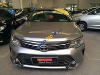 Cần bán xe Toyota Camry 2.5G đời 2015, màu bạc