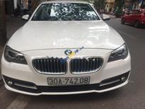 Cần bán lại xe BMW 5 Series 520i đời 2015, màu trắng, xe nhập