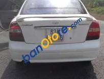 Gia đình bán xe Daewoo Nubira đời 2003, màu trắng