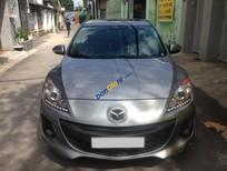Bán xe Mazda 3S 2015 số tự động, màu xám bạc